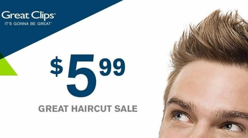 greatclips com 5 99 haircut great 5 99 haircut 4 22 4 29 ship saves 9963 | 5.99 Hair cuts at Great Clips 002 800x445